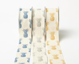 548 1.5″x10y Pineapple Print Ribbon Series