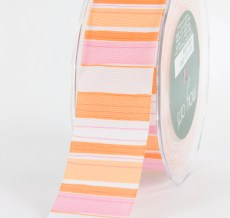 Variation #154111 of 1.5 Inch Grosgrain / Horizontal Stripes Ribbon