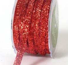 Variation #154514 of 3/8 Inch Metallic / Velvet Ribbon