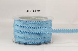 Variation #154936 of 1/4 Inch Grosgrain Ribbon w/ Picot Edge