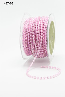 Variation #155174 of 4 Millimeter String Beads Ribbon