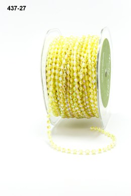 Variation #155177 of 4 Millimeter String Beads Ribbon