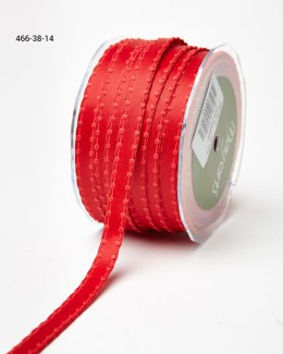 Variation #155560 of 3/8 Inch Satin w/ Knotted Edge