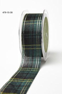 Variation #0 of 1.5″ Tartan Plaid Ribbon
