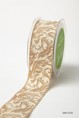 Variation #182131 of Dreamcatcher Trend – 1.5 Inch Paisley Scroll Ribbon
