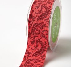 Variation #182133 of Dreamcatcher Trend – 1.5 Inch Paisley Scroll Ribbon