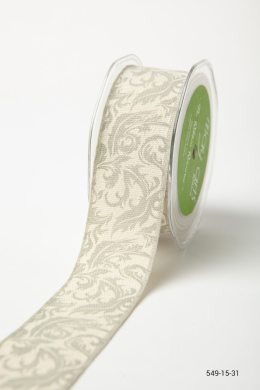 Variation #182134 of Dreamcatcher Trend – 1.5 Inch Paisley Scroll Ribbon