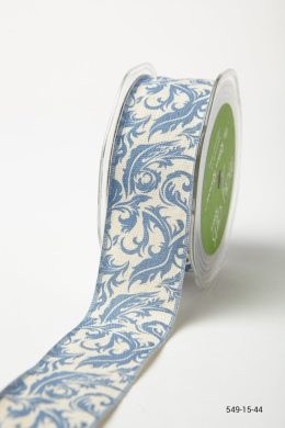 Variation #182135 of Dreamcatcher Trend – 1.5 Inch Paisley Scroll Ribbon