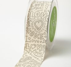 Variation #182666 of Hand Drawn Trend – 1.5 Inch Drawn Love Ribbon