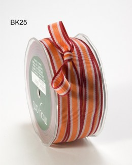 Variation #148714 of 3/8 Inch Grosgrain Striped Ribbon