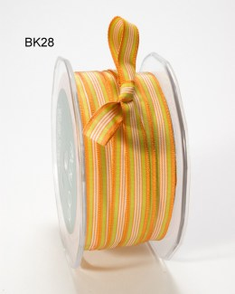 Variation #148716 of 3/8 Inch Grosgrain Striped Ribbon