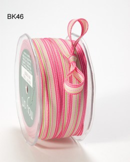 Variation #148722 of 3/8 Inch Grosgrain Striped Ribbon