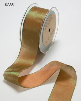 Variation #0 of 1/2 Inch Woven Iridescent Ribbon