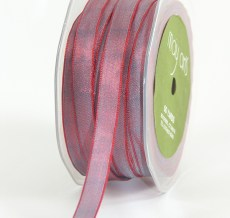 Variation #151203 of 3/8 Inch Solid Two Toned Wired Ribbon