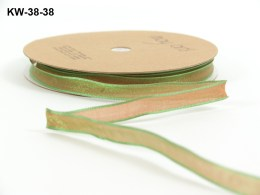 Variation #151332 of 3/8 Inch Woven / Iridescent / Wired Ribbon