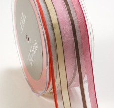 Variation #151421 of 1.5 Inch SHEER/STRIPES Ribbon