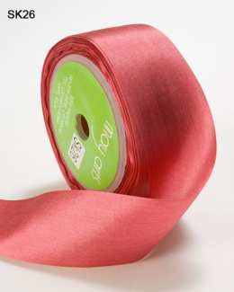 Rose Silk Ribbon