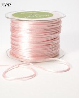 Pink Satin String