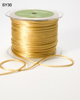 Gold Satin String