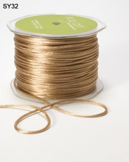 Antique Gold Satin String