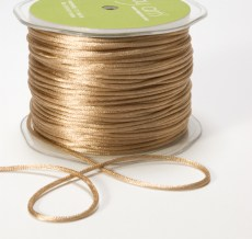 Antique Gold Satin String