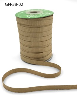 champagne tan grosgrain ribbon