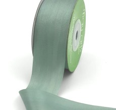 Jadeite Willow Green Hand Dyed Silk Ribbon