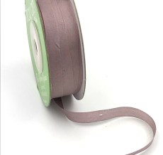 Gray Purple Sphinx Hand Dyed Silk Ribbon