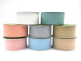 silk rayon ribbons