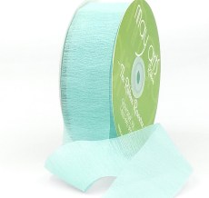 robin's egg blue heirloom thread ribbon