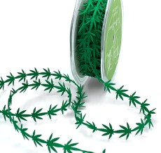 Marijuana Ribbon