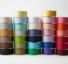 1.5 Inch Classic Grosgrain Ribbon with Woven Edge