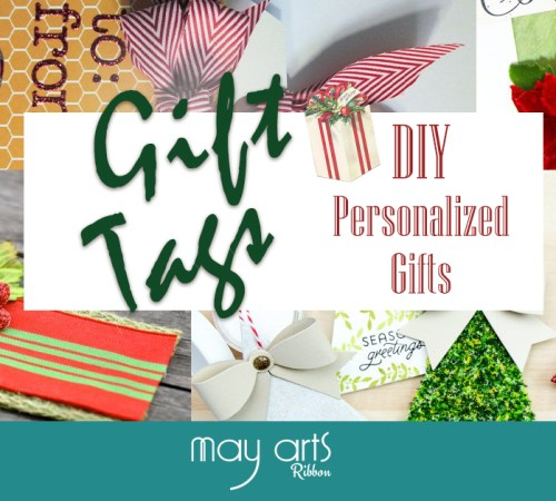 DIY Git Tags for Personalized Christmas Gifts