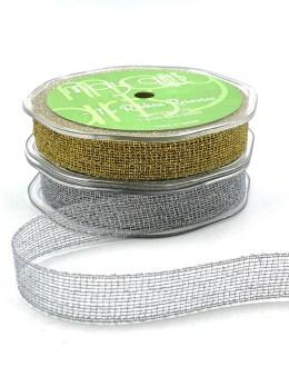 Metallic Knit Net RIbbons
