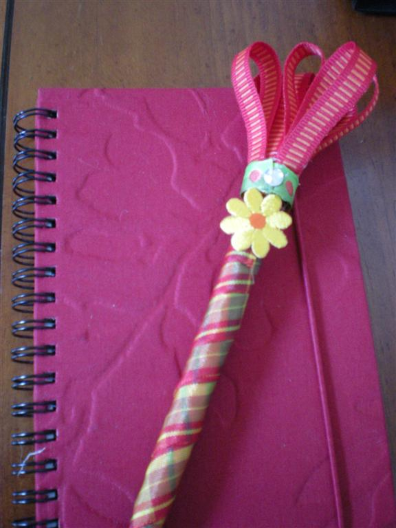 Photo 1--Decorated Pen (Medium)