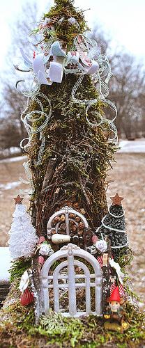 Woodland Gnome House