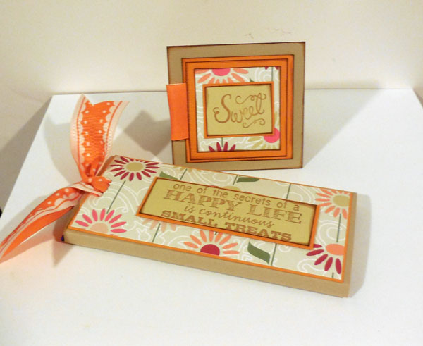 Card/Candy Bar Wrapper Set