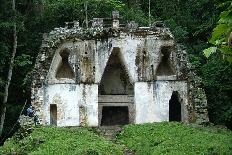 Palenque: Temple of the Foliated Cross (#a1_243)