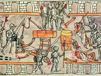 caída de méxico-tenochtitlan