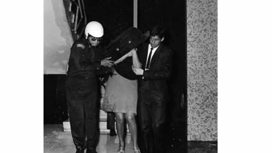 matanza del 2 de octubre de 1968 México