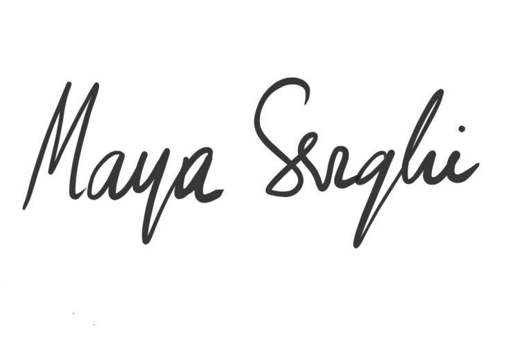 Maya's Signature