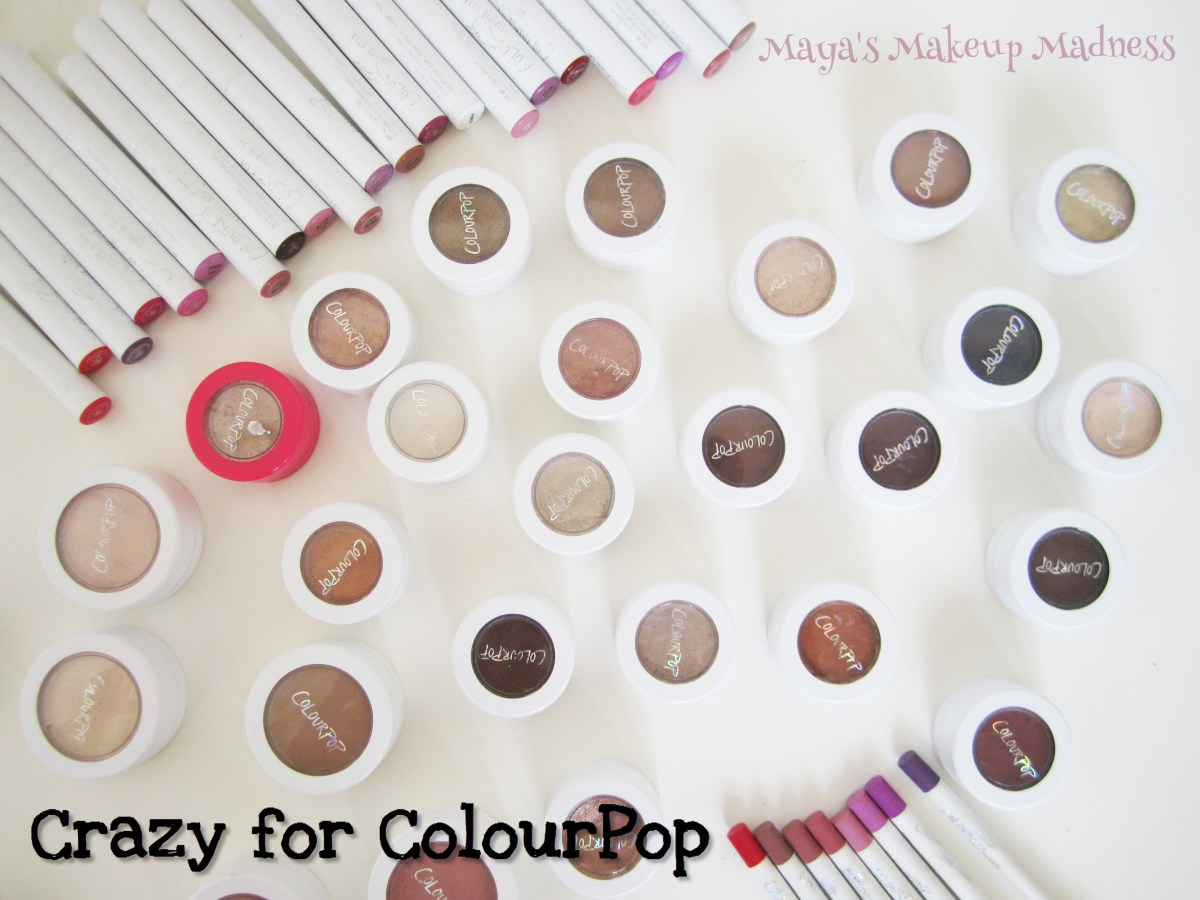 Crazy for ColourPop