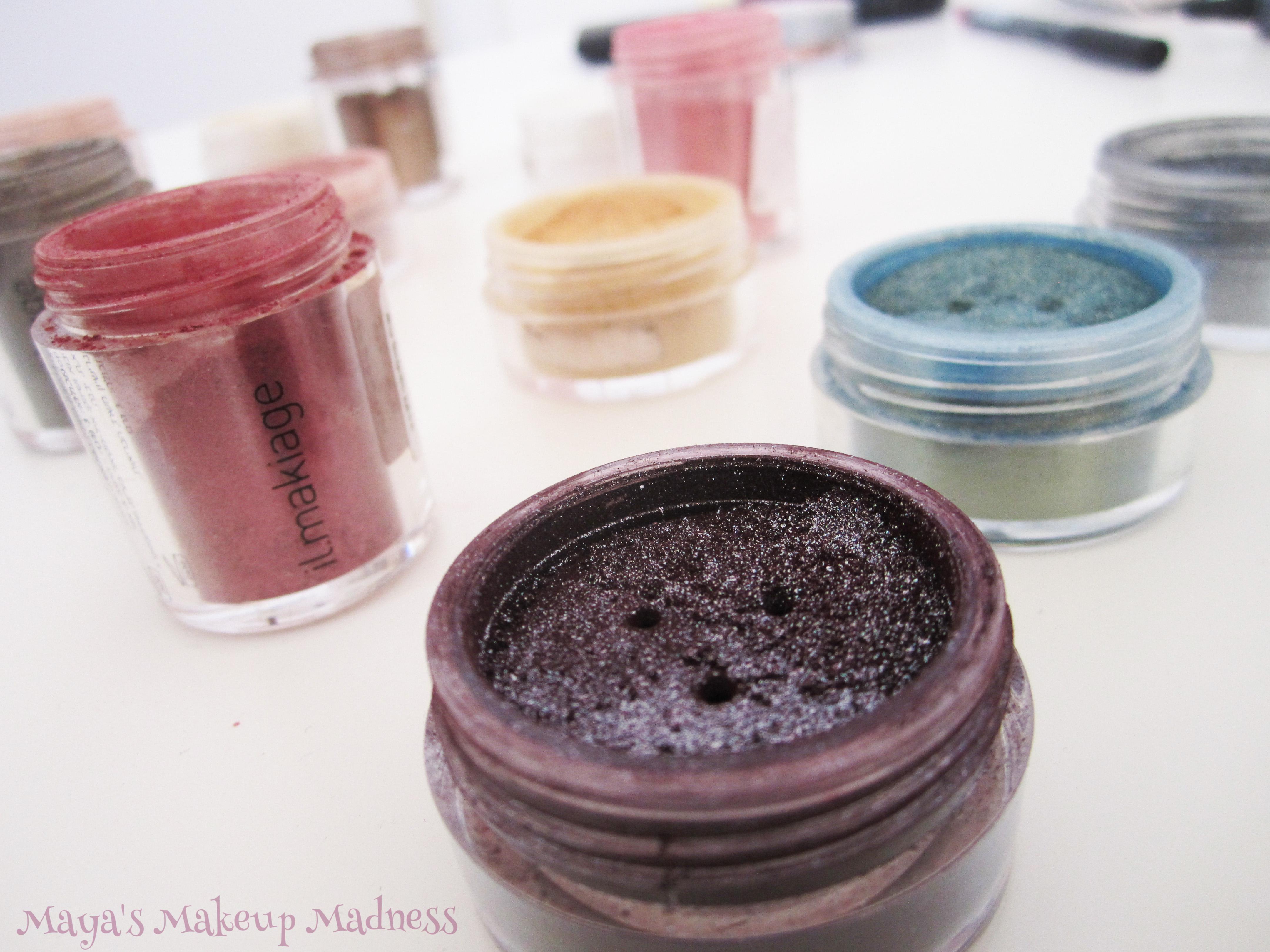 Pushed Aside Products – Maya's Makeup Madness