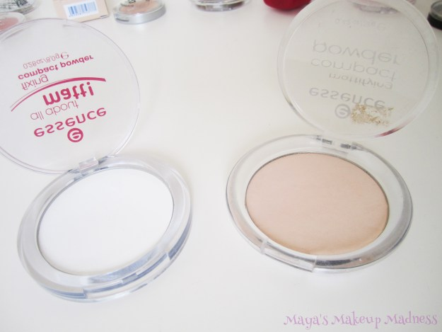 All About Matt Fixing Compact Powder, Mattifying Compact Powder (11 Pastel Beige) [LtR]
