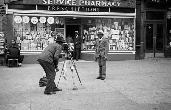 Russell Lee, Street Photographer, New York, 1935-1936