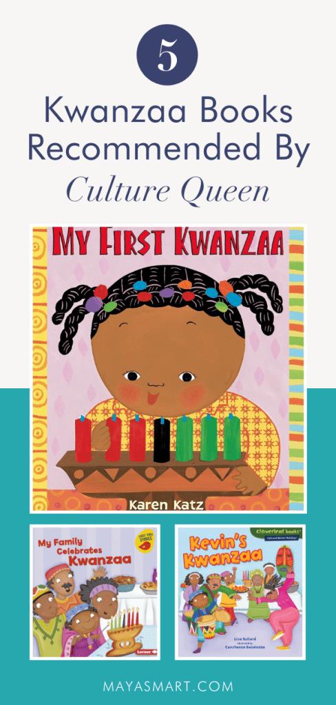 Kwanzaa Books