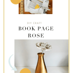 book page rose_pin