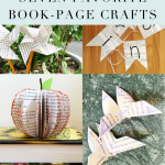 Seven Favorite Book-Page Crafts_pin1
