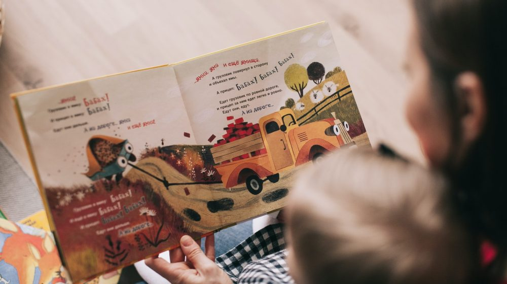 The Three Best Reasons to Read Aloud to Babies