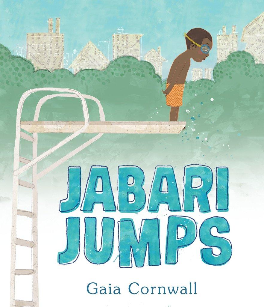 Jabari Jumps by Gaia Cornwall book cover